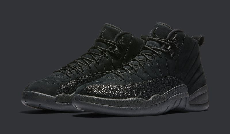 Black OVO Air Jordan 12 Release 32 South State 873864-032 | Sole Collector