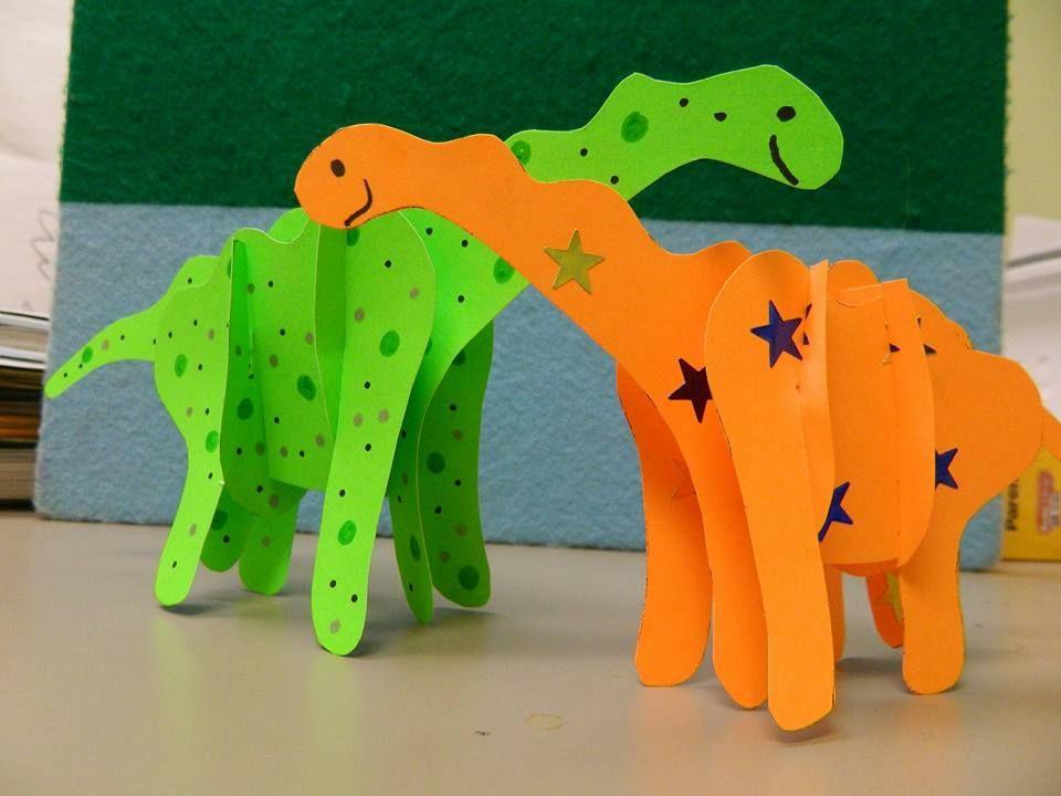 Dinosaur Craft Ideas For Kids Part - 27: Dinosaur Crafts For K?ds