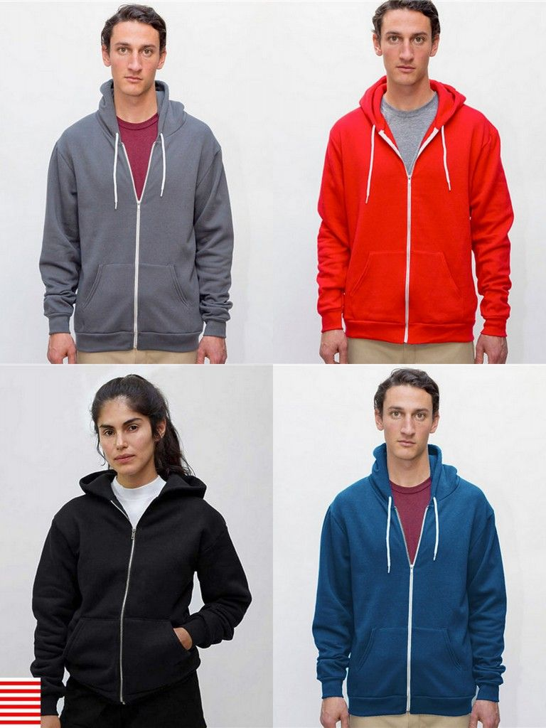 New Los Angeles Apparel Collection Blank Apparel Clothing Brand American Apparel