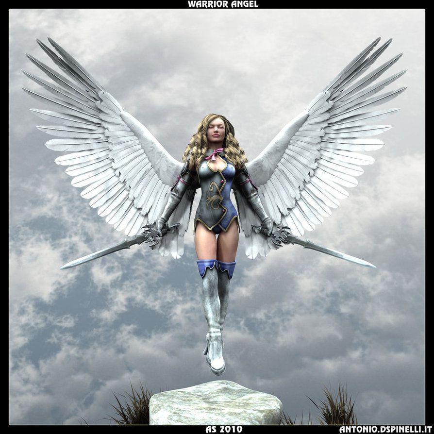 female warrior angels warrior angel by burn86 cool ideas