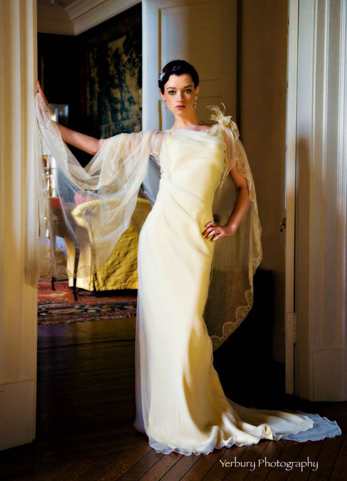 5 Bridal Designers On Trend For Jazz Age Fashion Onewed