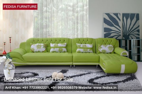 L Shape Sofa Set, L Shaped Couch, Wrap Around Couch For Sale ...