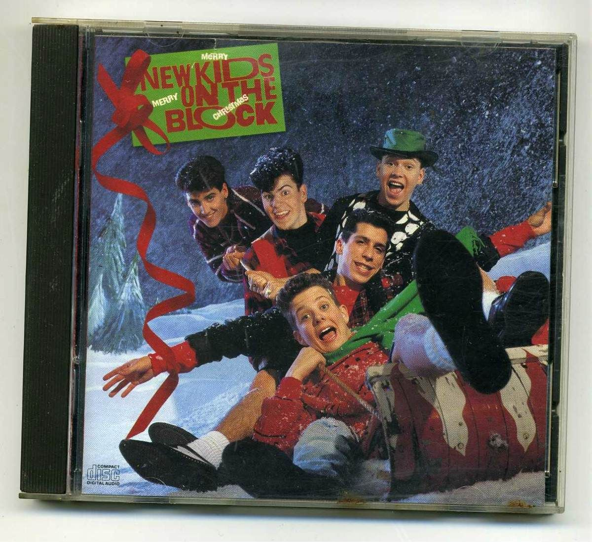 new kids on the block merry merry christmas | New Kids On The Block ...