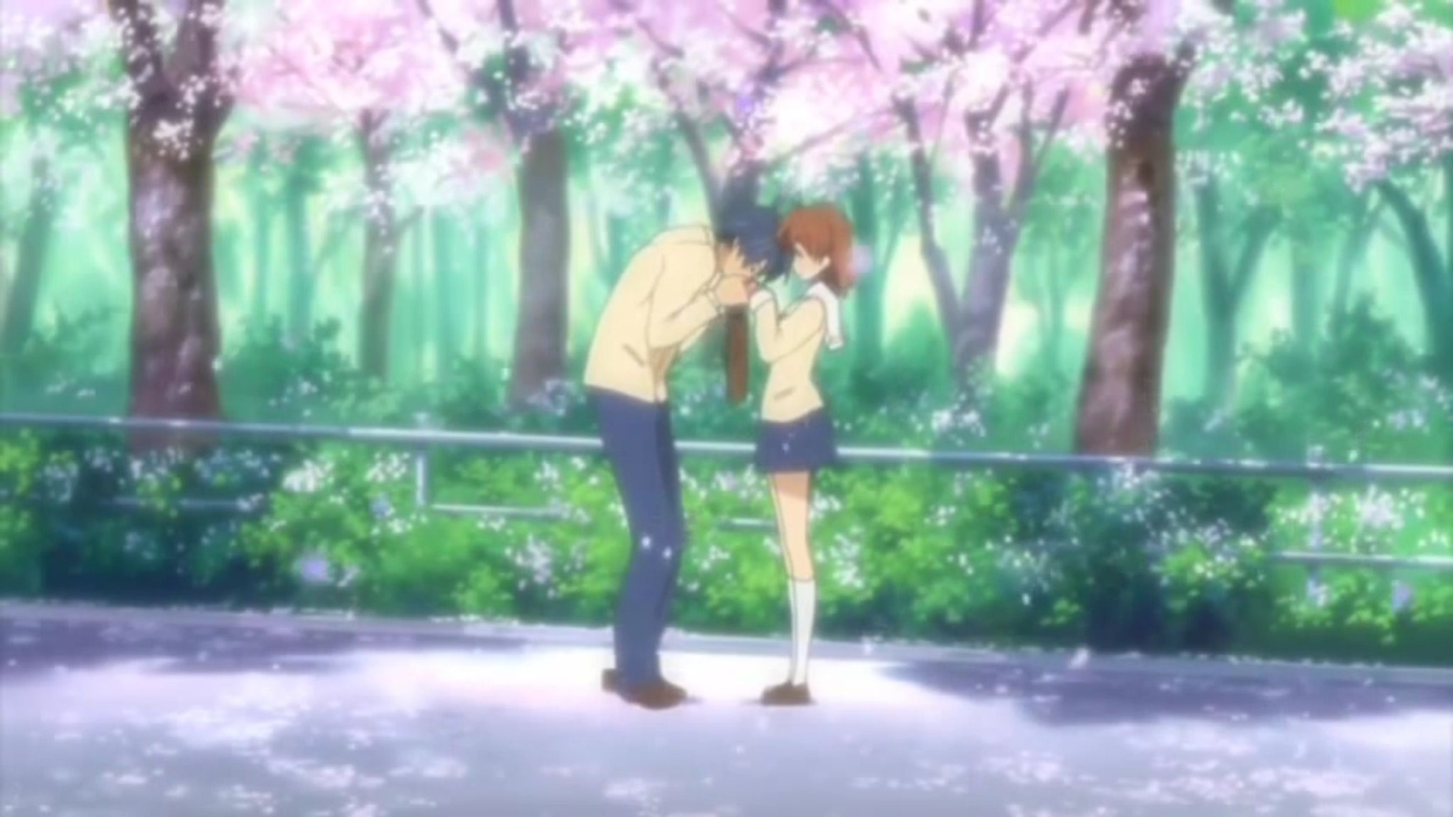The Only Kiss Scene In The Entire Show That Ticks Me Off