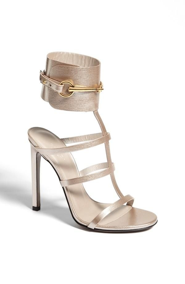 19288e462d8c Gucci  Ursula  Gladiator Sandal - My mom   I saw these yesterday   fell IN  LOVE! They re so gorgeous in person!  3