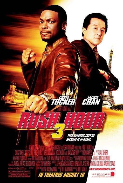 Rush Hour 3 2007 Rush Hour 3 Jackie Chan Movies Rush Hour