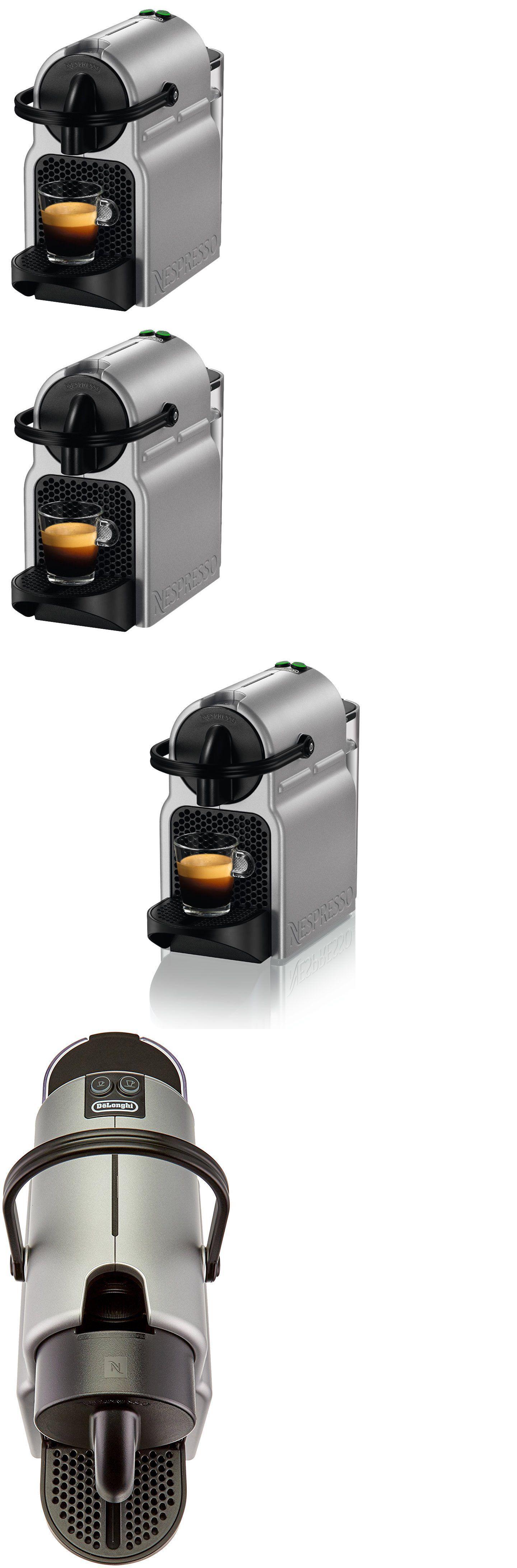 Espresso And Cappuccino Machines 38252 Nespresso Inissia En80S Espresso Machine