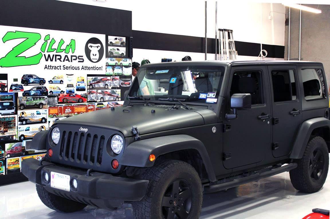 Jeep Wragler
