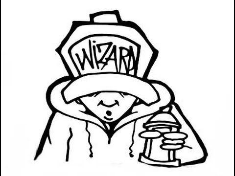 How To Draw A Graffiti Character Quick Drawing Step By Step Youtube Graffiti Characters Graffiti Style Art Graffiti Cartoons