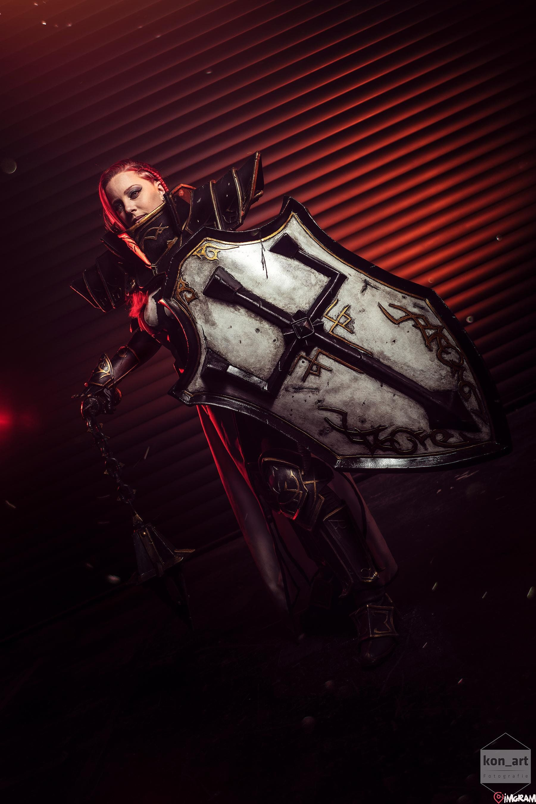 My Crusader Johanna Build Still One Of My Favourite Builds Photo By Kon Art Live Picture Crusades Photo Items, runes, skill order, and summoner spells. pinterest