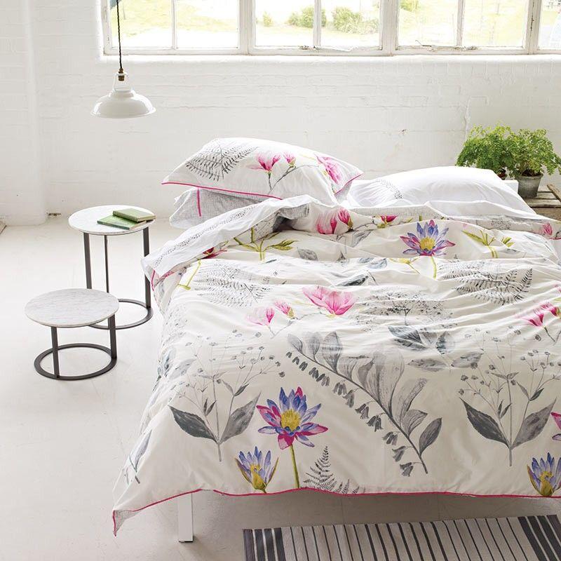 Pretty Floral Bedding Bed Linen Sets Bed Bed Design