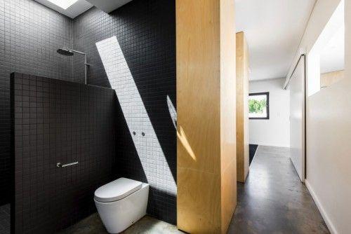 Zwarte Tegels Badkamer : Afbeeldingsresultaat voor kleine zwarte tegels badkamer house s