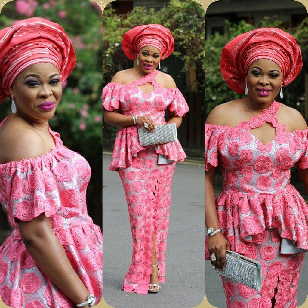 Nigerian fashion styles for women -  African Fashion Ankara Kitenge African Women Dresses African Prints Braids
