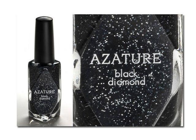 Resultado de imagem para Esmalte Azature Black Diamond