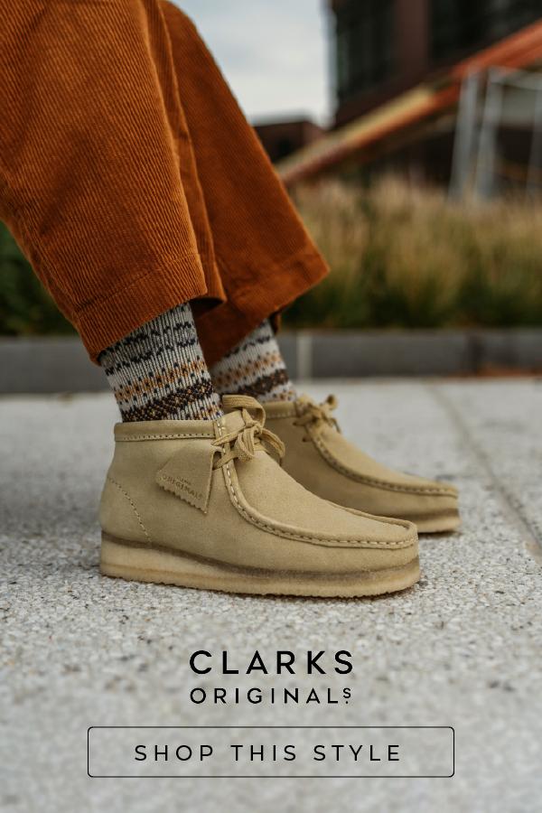 clarks boots rea