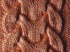 объемные косы спицами схемы вязания разных видов Patterns