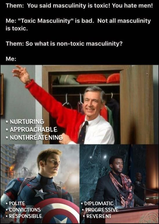 Photo of Some Thoughts on Gender, Toxic Masculinity, and Role Models