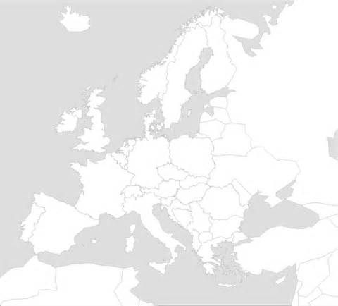 Free blank europe map additionally archivo blank map europe no free blank europe map additionally archivo blank map europe no borders svg gumiabroncs Images