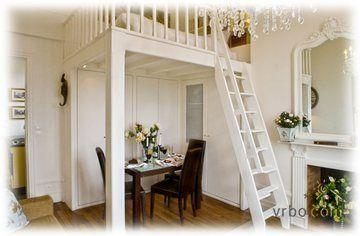 Grownup loft 12foot ceilings could it work in smaller room
