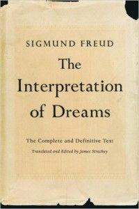 The Interpretation Of Dreams Pdf Psychology Books Dream Interpretation Sigmund Freud