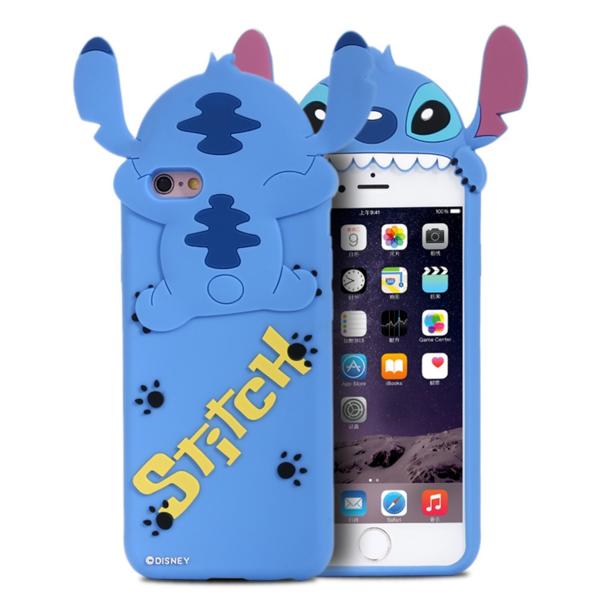 Stitch 6/6s (4.7) Funda iPhone Silicone Case Funda ROXX Fairy Tale