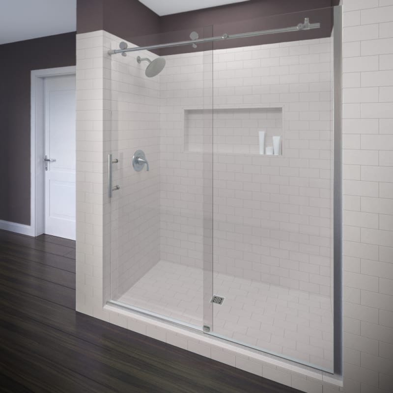 Miseno Msdf5976 In 2020 Shower Doors Sliding Shower Door Frameless Sliding Shower Doors