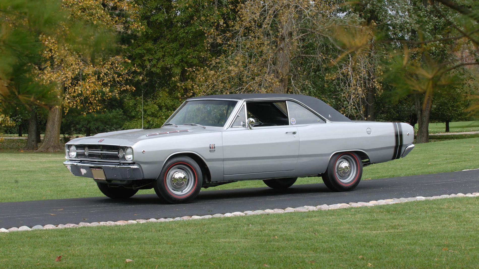 1969 Dodge Dart Gts M Code 440 Dodge Dart Muscle Cars