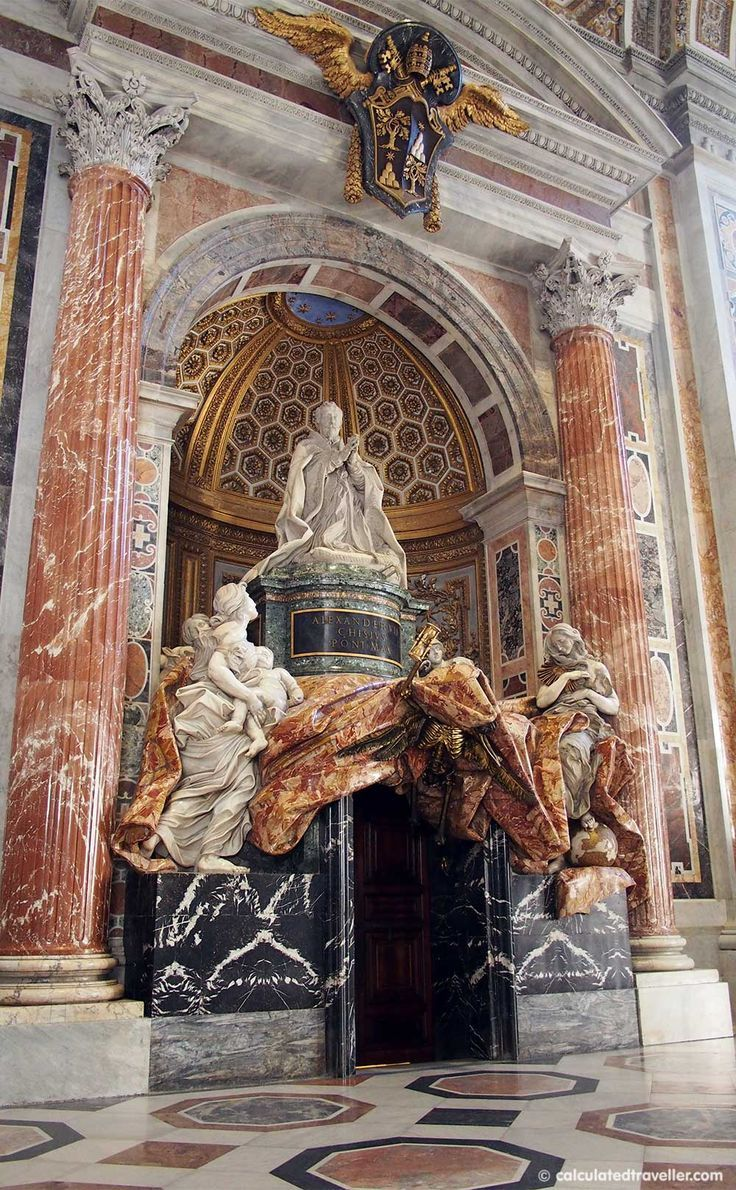 My (Almost) Private Tour Of The Vatican