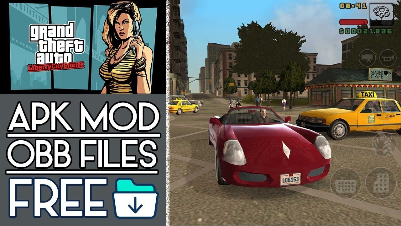 How To Download Gta Liberty City Stories Apk Mod Obb For Android
