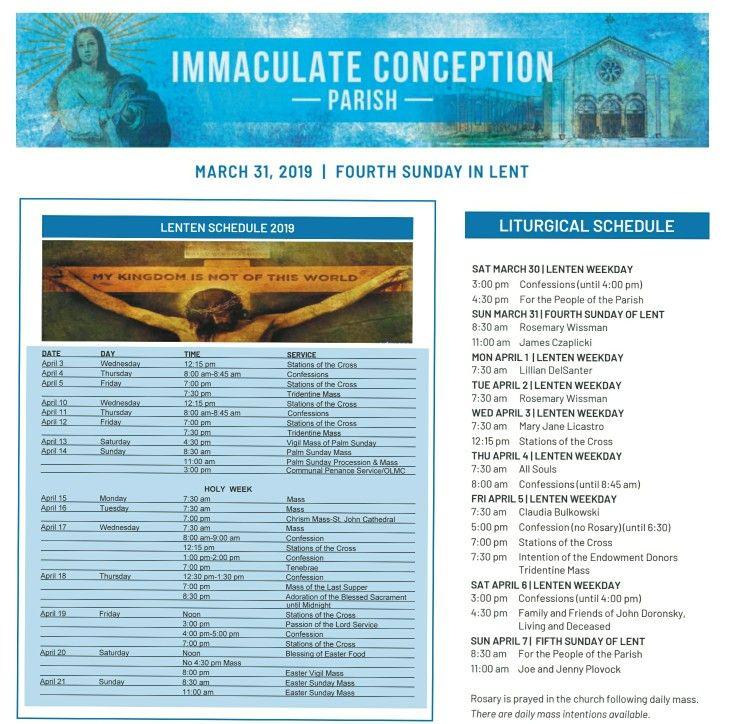 Immaculate Conception Church Everett Ma