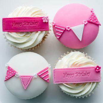 Celebration Marble Cupcakes Celebration Cupcakeecumpleaos