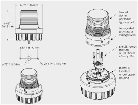 Federal Signal Legend Lightbar Wiring Diagram | wiring ... on