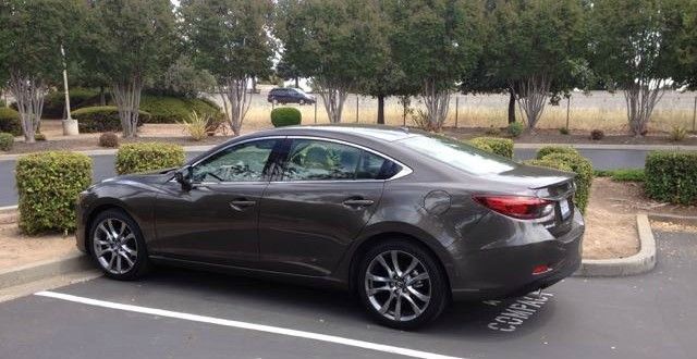 2016 Mazda 6. Review? Visit: www.theweeklydriver.com