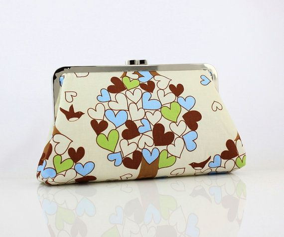 Colourful Bridesmaid Clutches Love Wed Bliss Bridesmaids