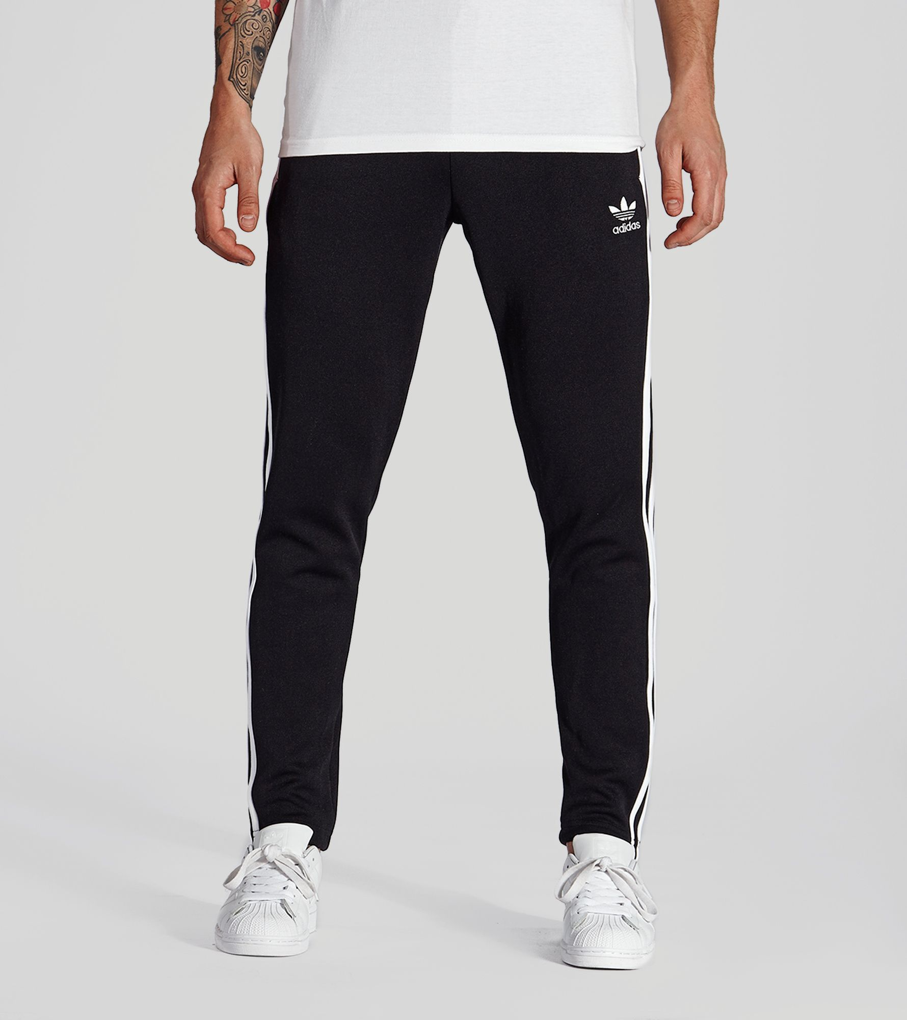 adidas Originals Superstar Taper Track Pants - find out more on our site.  Find the