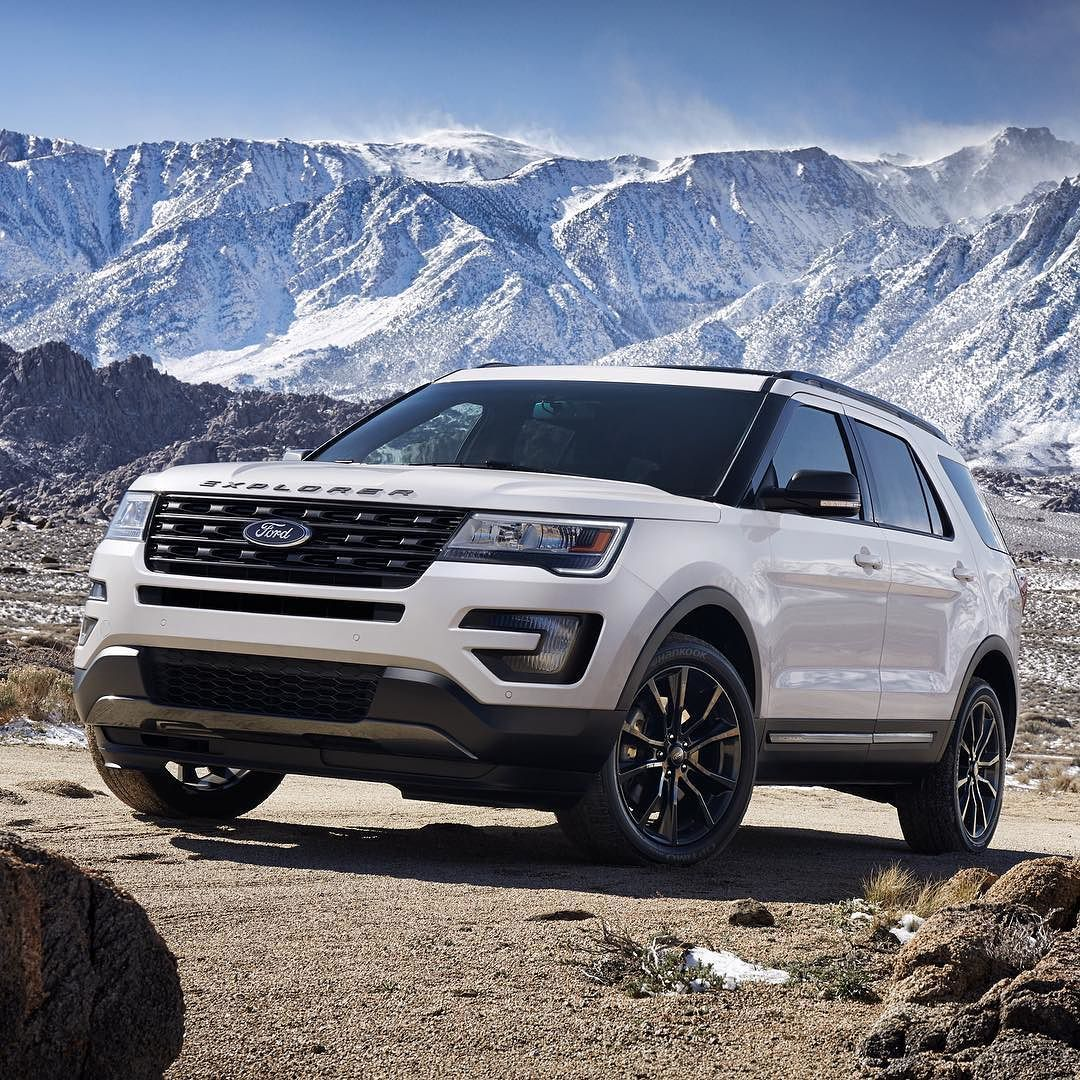 The New 2017 Ford Explorer Xlt Sport Appearance Package Is Coming