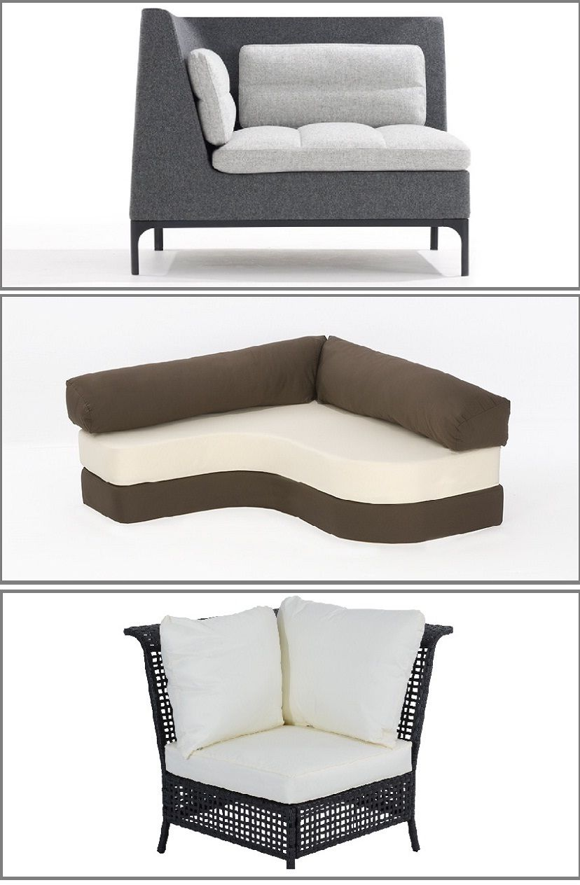 Single Corner Sofa Sofa Corner Sofa Living Room Sofa