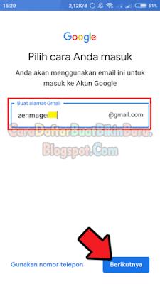 Masuk Dan Lihat Bagaimana Cara Buat Email Dari Hp Langsung Jadi Dan Supaya Mudah Tahu Betul Daftar Gmail Baru Langkahnya Saya Lengkap Google Android Persandian