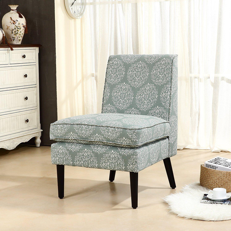 Best Amazon Com Lssbought Luxurious Fabric Armless 400 x 300