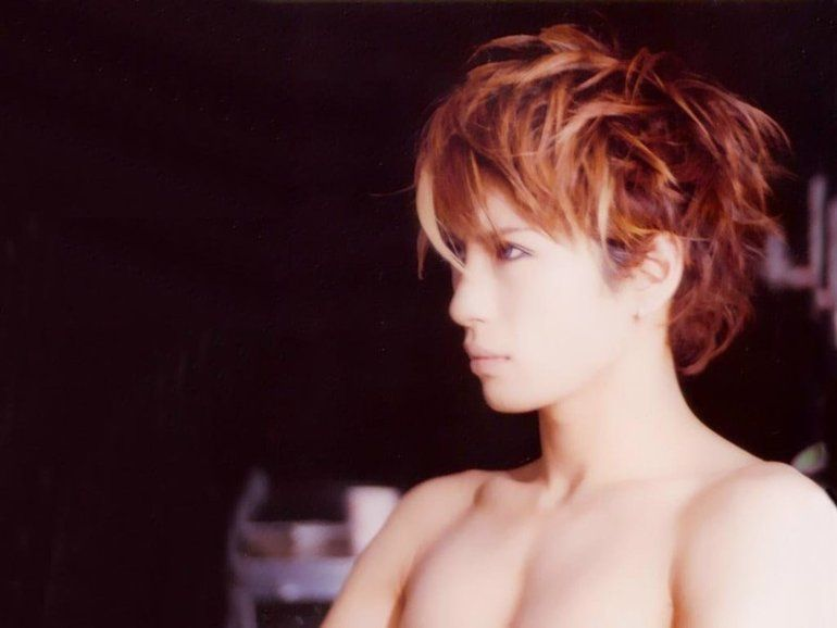 Oh gackt, you didn't livejournal