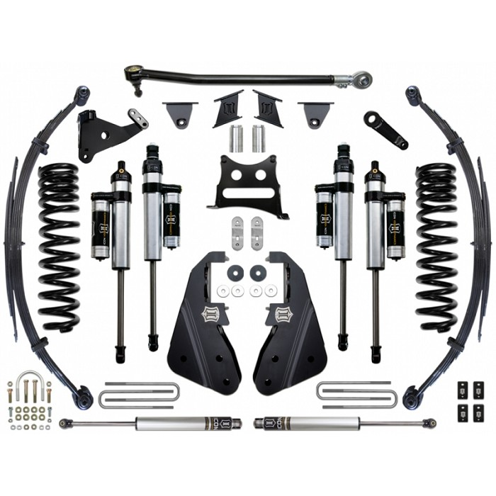 "2020 F250 & F350 Icon 7"" Stage 3 Suspension System ICON"