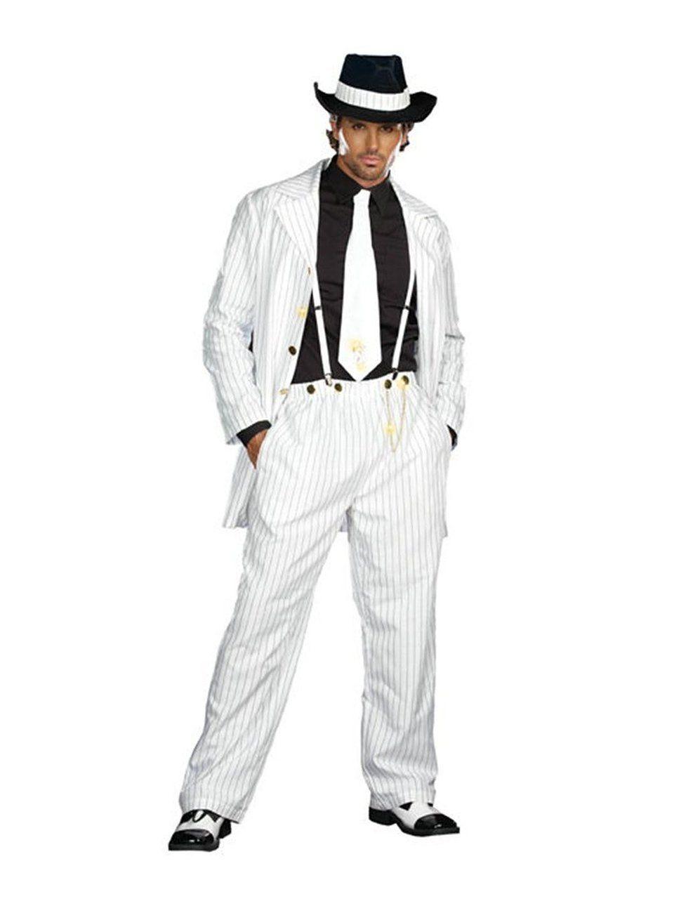 Zoot Suit Riot Men\'s Gangster Suit | Zoot suits