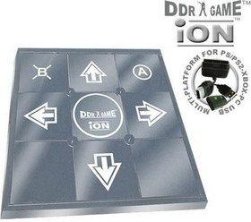 Ddr Game Dance Dance Revolution Ddr Ion Metal Dance Pad
