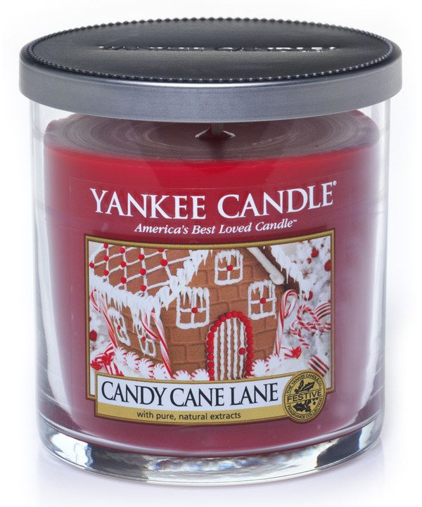 Look at this Candy Cane Lane Tumbler Candle on #zulily today!