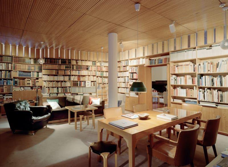 Alvar Aalto Ake E Son Lindman Villa Mairea Alvar Aalto Modernist Architects Modern Architecture House