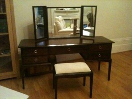 Dressing Table Stag Mahogany Dressing Table Stool For Sale New  Old Antique Dark  Wood. Appealing Dark Wood Vanity Table Pictures   Best inspiration home