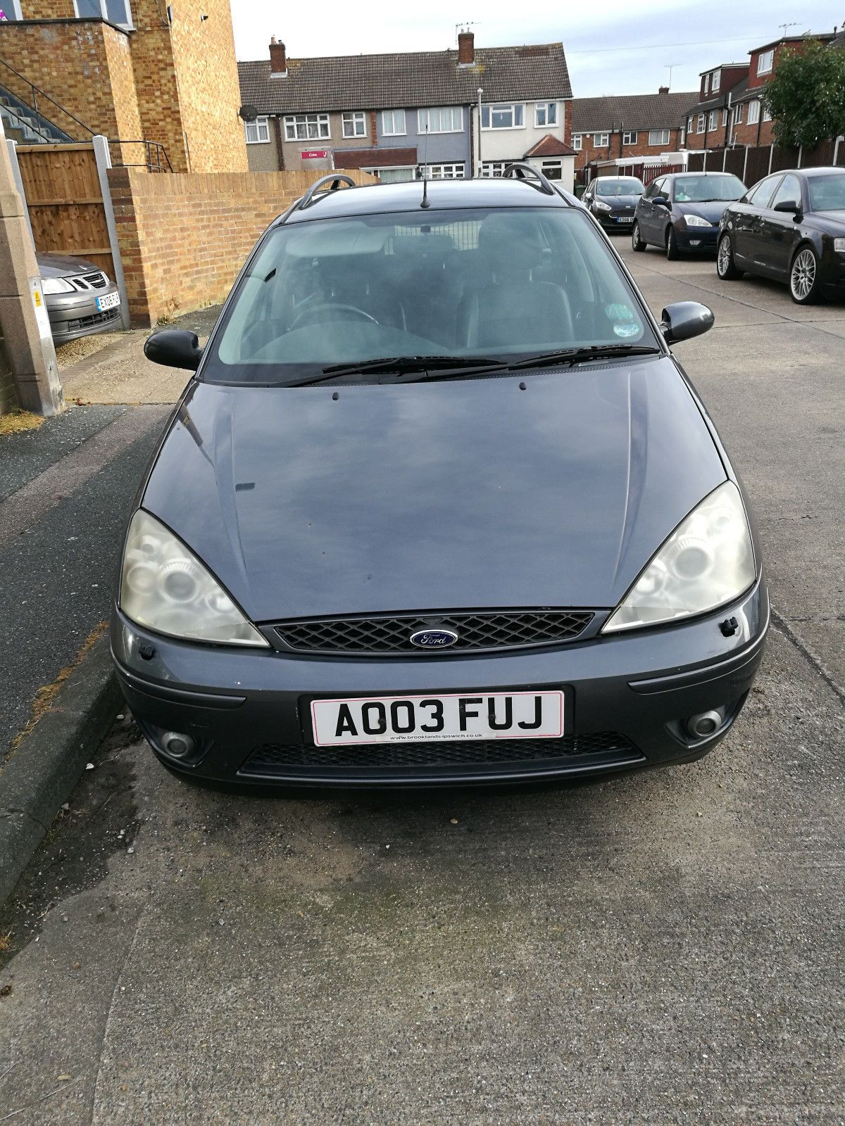 Ford Focus St170 Estate Project Needs Finishing Uk Salvage Cars