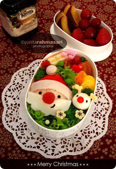 Cute Food For Kids?: X'mas Theme Bentos 2010