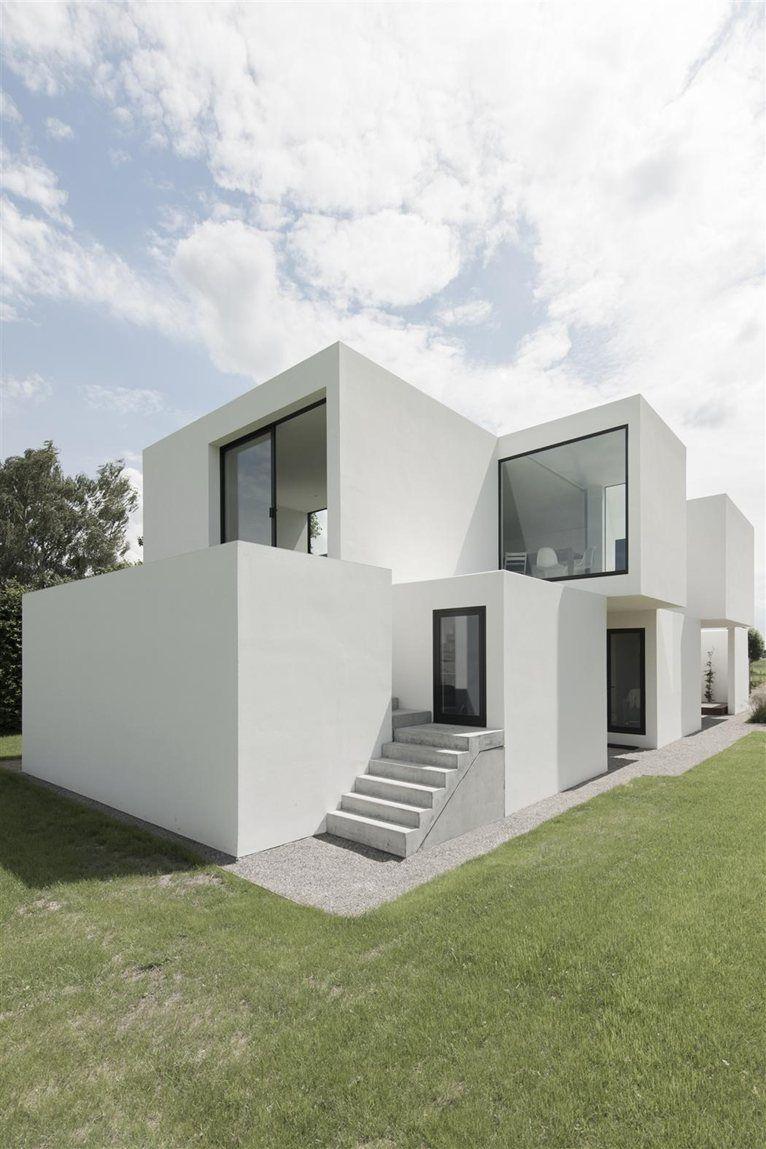 GENT: HOUSE DZ DISEGNATA DA GRAUX & BAEYENS ARCHITECTEN