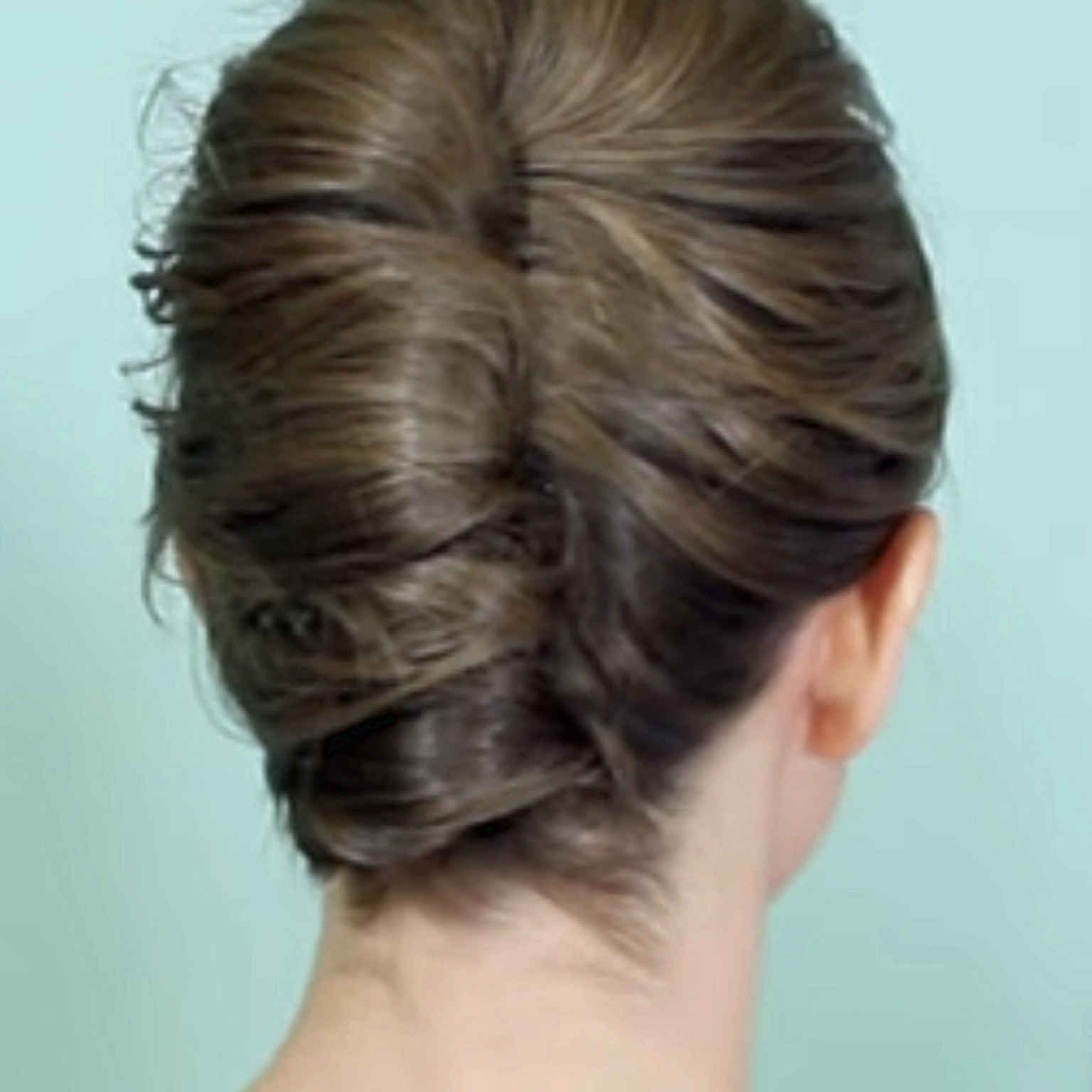 a simple french twist for short hair | french twists, updo and short